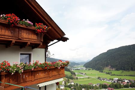 Sunny Apartment in Wagrain Austria with Balcony