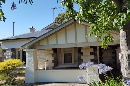 Granny flat in the burbs close to city and beaches - Edwardstown - Pension