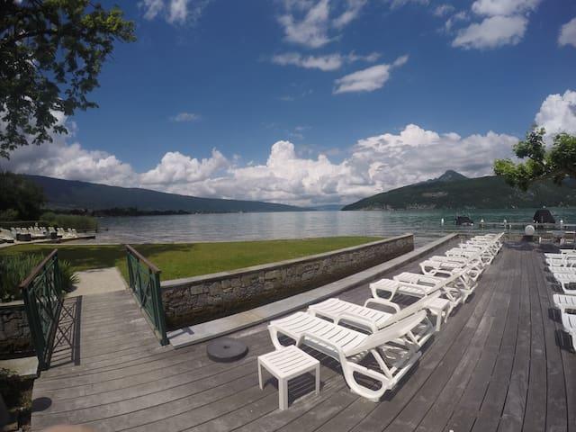Lac d Annecy - Duingt - Duingt - Wohnung