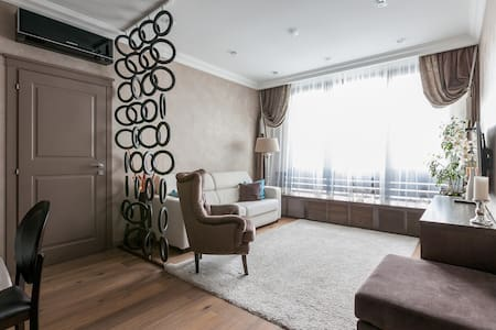 Big comfortable flat near citycentr - Moscow