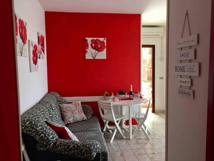 Квартира на побережье Тирренского моря
