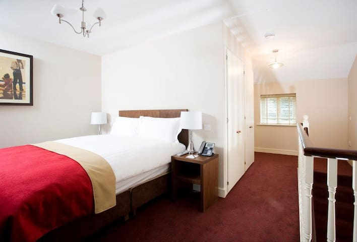 2 Bedrooms Private Lodging within Hotel Grounds