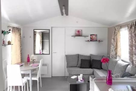 MobilHome Normandie Litteau - Litteau