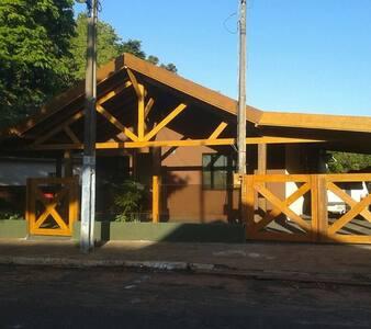 Casa em Porto Rico - Paraná