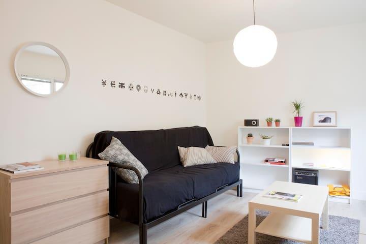 Studio meublé sur montpellier