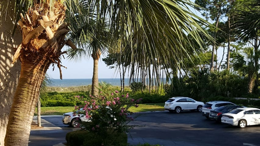 Newly Renovated Ocean View Villa, Free Bikes - Hilton Head Island
