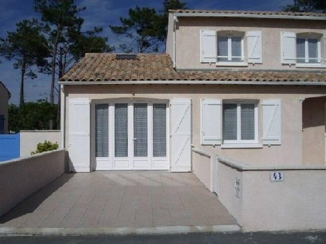 Villa La Palmyre - Les Mathes - House