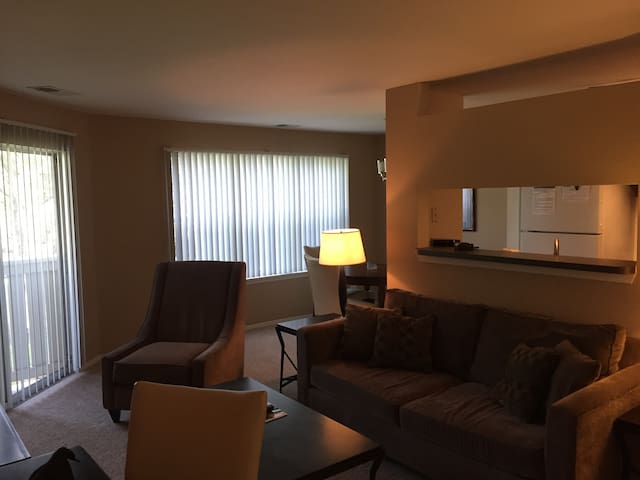 AWESOME 2BR/2BA in Schaumburg - Schaumburg - Apartment