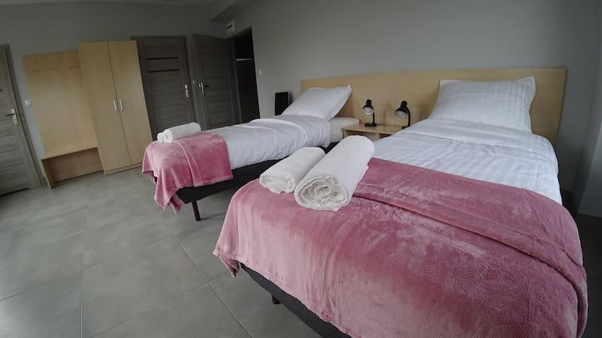 Apartament 2-os z opcją dostawki - Kozienice (nr3)
