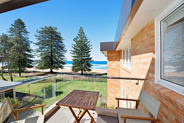 MARESE 12 - Beachfront Unit - Avoca Beach - Apartamento
