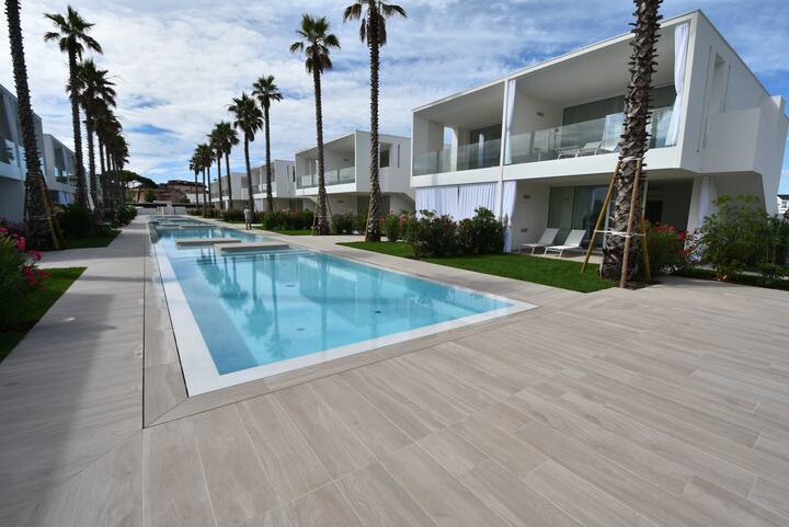 Palms residence