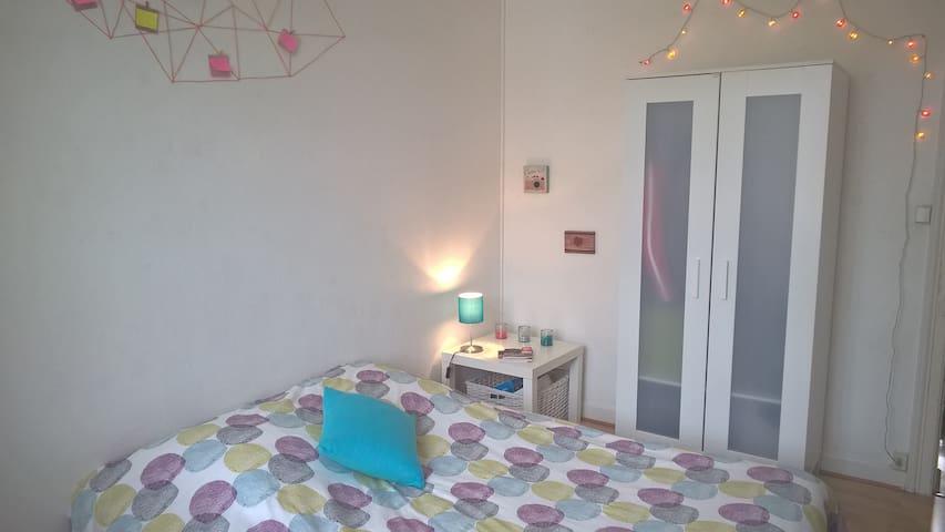 Chambre privée confortable et calme - Lille - Wohnung