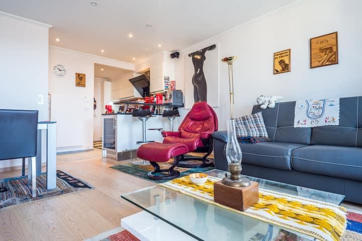 142 Beautiful apartment in Lausanne