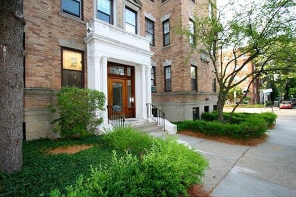 Enjoy this First Floor Condo on a quaint residential street in the Heart of  Cambridge.