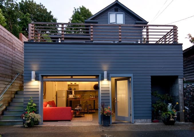 STYLISH AND COZY LOFT - Seattle - Loft