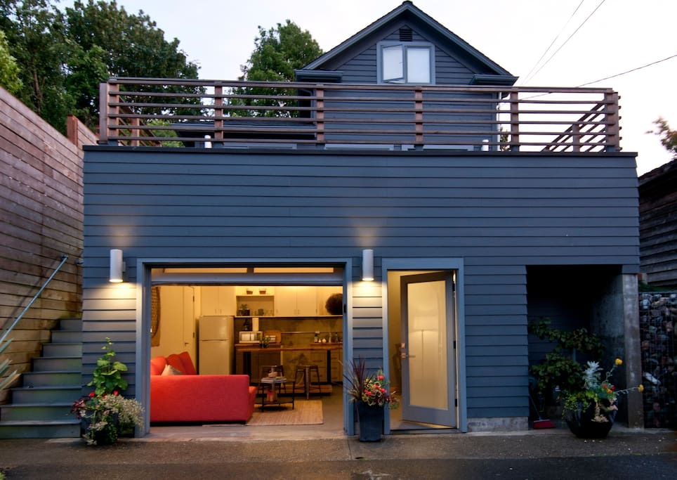 STYLISH AND COZY LOFT Lofts For Rent In Seattle Washington United States