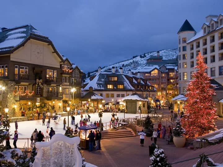 Upscale Ski in/out at Beaver Creek Village