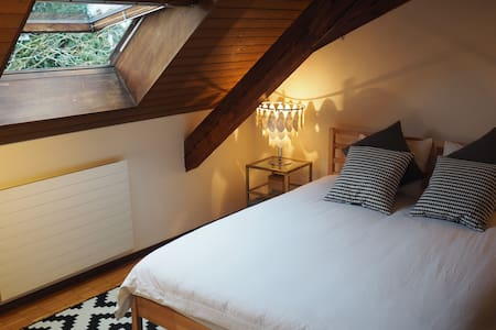 Gorgeous attic apartment in the heart of Zurich - ซูริก - อพาร์ทเมนท์