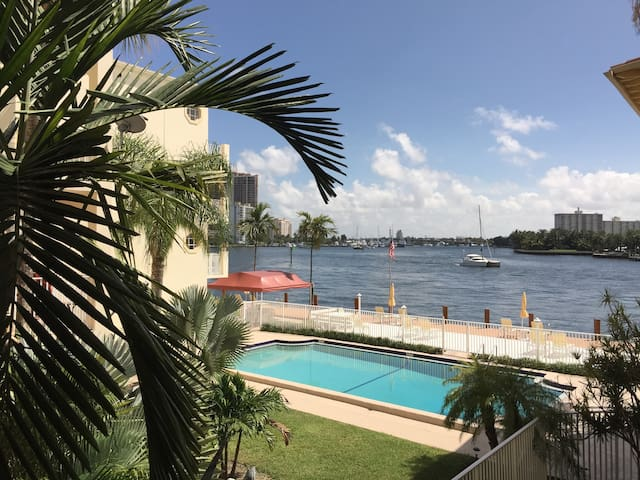 Fort Lauderdale Yacht and Beach Club - Fort Lauderdale - Appartement
