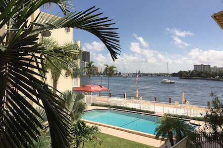 Fort Lauderdale Yacht and Beach Club - Fort Lauderdale - Lakás