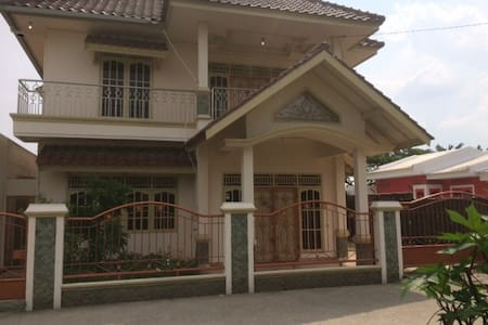 Spacious newly renovated double storey bungalow.