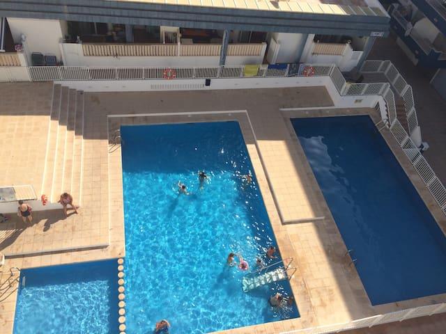 Tranquilo apartamento de playa - Miramar (Playa) - Apartment