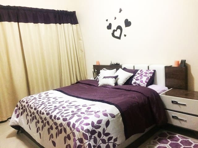 one bed room apartment in new Ajman with sea view - Ajman - Apartment