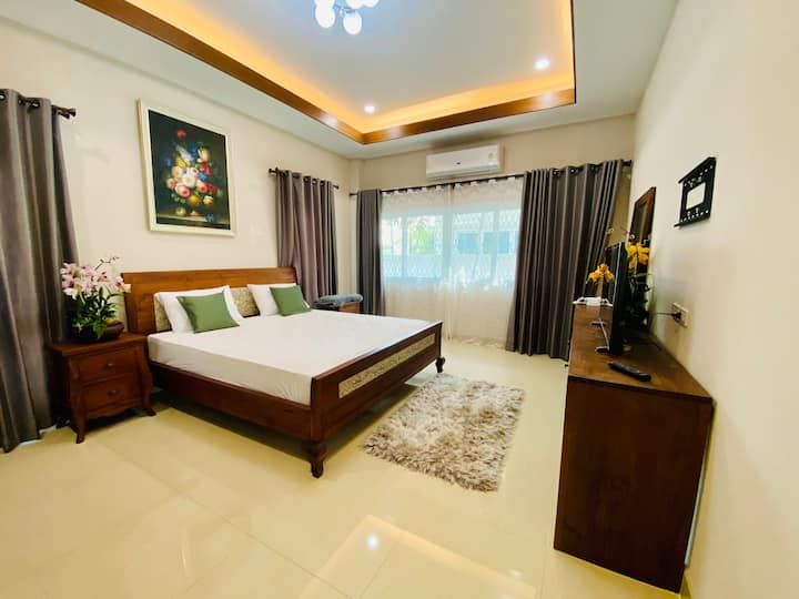 Private house Thai culture design villa 137