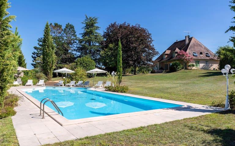 Maison de charme en Périgord Vert