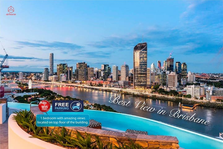 Luxury  1-BR Apartment | Fast WIFI |  Level 21