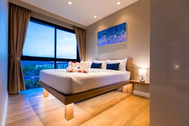 Bangtao Beach 2 bedroom Condo near Laguna Phuket