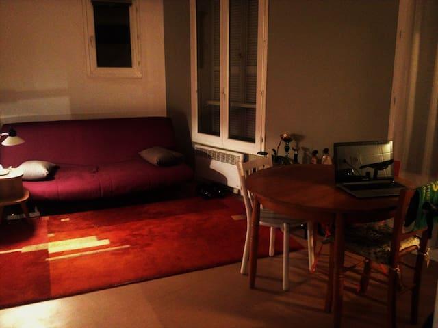 Studio à 2 pas du centre du port de la Rochelle - La Rochelle - Apartemen