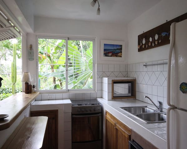 Villa Condo Pool Wifi Bars/Beach/Mall Las Terrenas