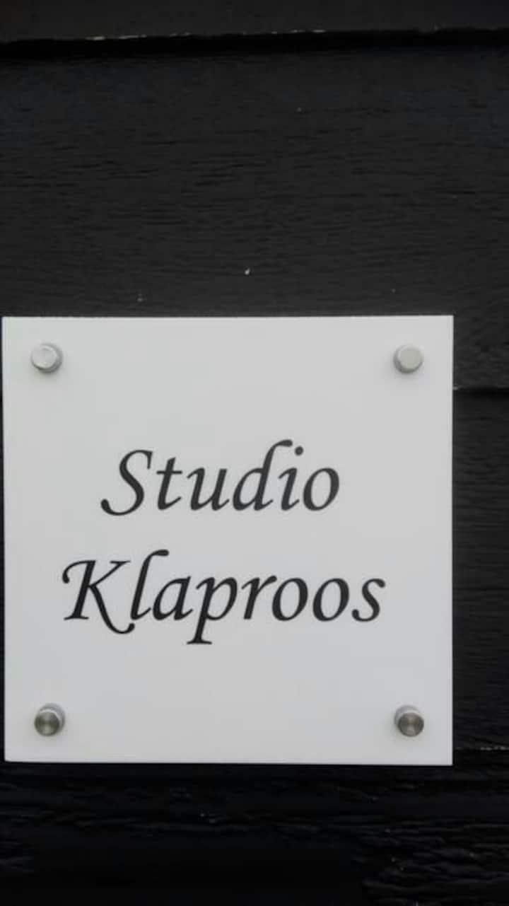 Mooie nieuwe studio