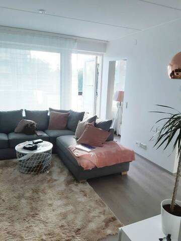 Nice Apartment With Easy Access to Airport & City