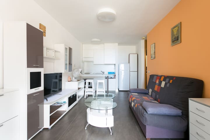 Lovely apartment at a Super price with free Wi-Fi - Costa Adeje - Appartamento con trattamento alberghiero