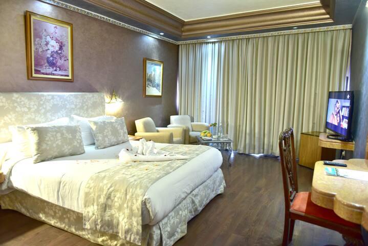 Chambre Single Standard - Zaki Suites Hotel & SPA