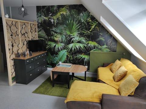 Appartement cosy centre-ville La Haye du Puits