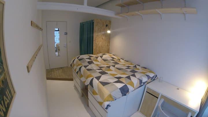 Chambre #1 dans appartement atypique Amiens centre