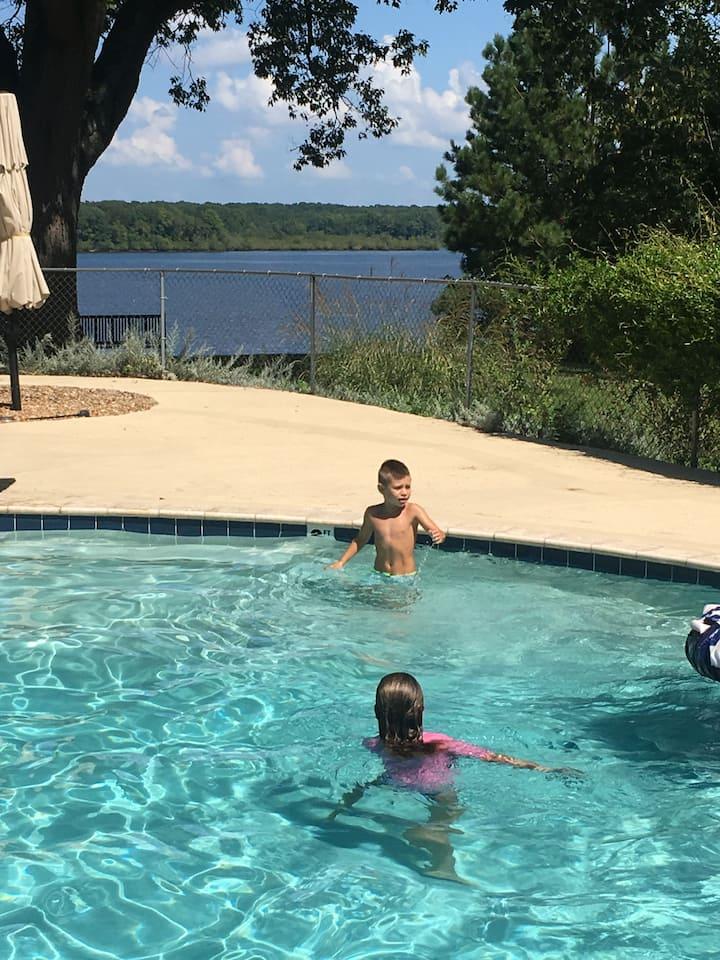 Kentucky Lake:  fishing, boating, hiking, kayaking