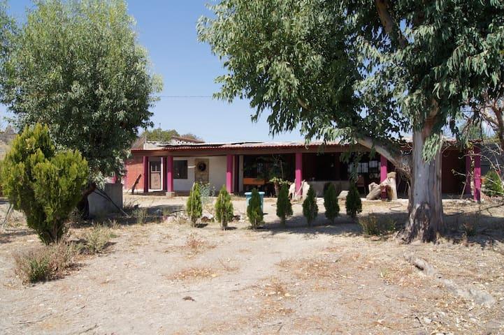 """Ferienhaus im Rancho """"Edelwyss"""" Asuncion, Etla - Оахака - Отпускное жилье"""