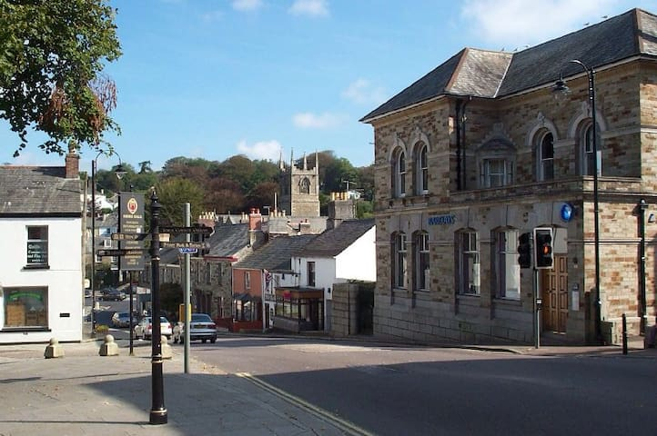 Rhind Cottage - Bodmin town centre - Bodmin - Bed & Breakfast