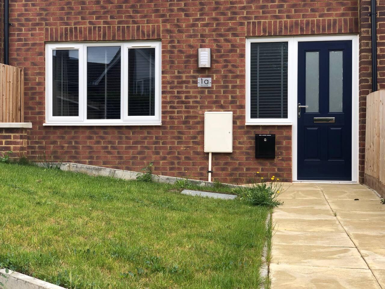 Private Own Front Door