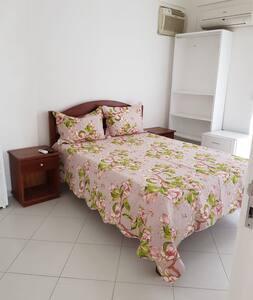Apartamento em Caraguatatuba para até 9 Pessoas