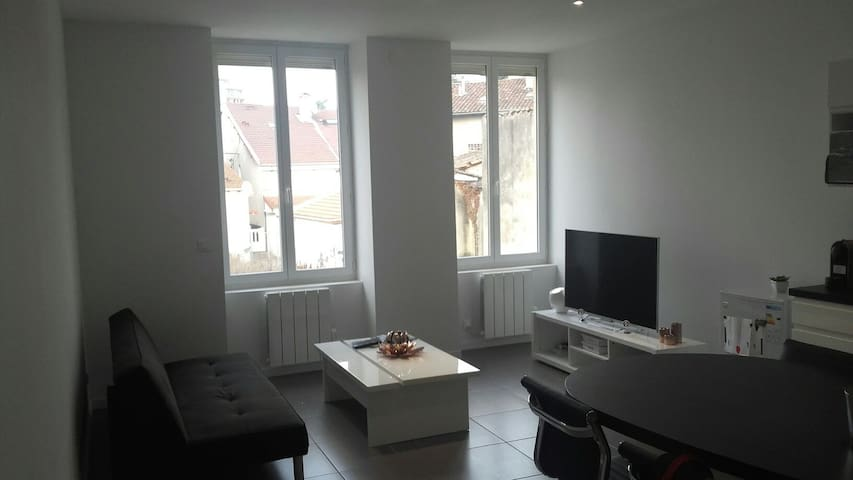 Design appartement - Bourg-en-Bresse - Pis