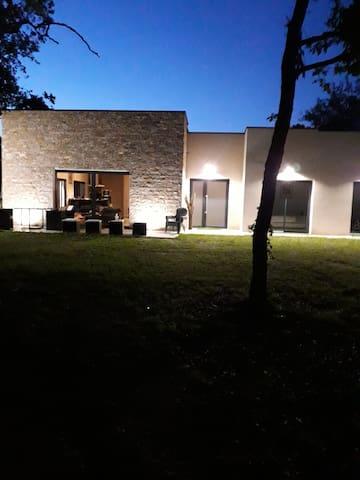 Maison contemporaine de Charme