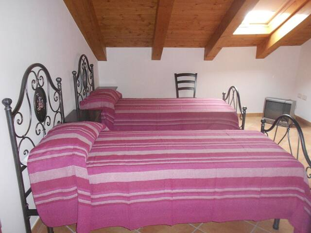 b&b in antico palazzo nobiliare - Capaccio - Bed & Breakfast