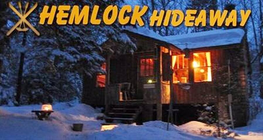 "Hemlock Hideaway ""Honeymoon"""