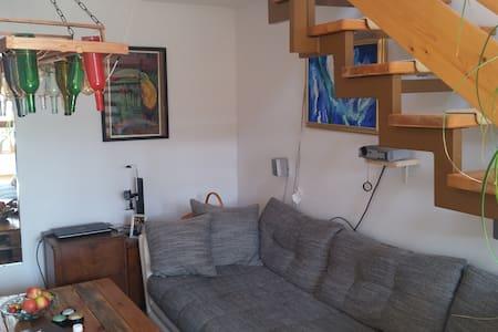 Gemütliche einzigartige Wohnung mit Alpenblick - Kolbermoor - 公寓