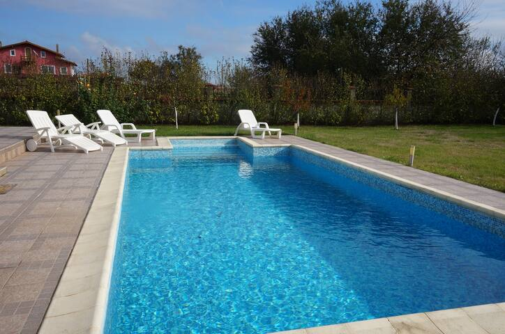 Villa with swimming pool  for vacation to Balchik - Sokolovo - Villa